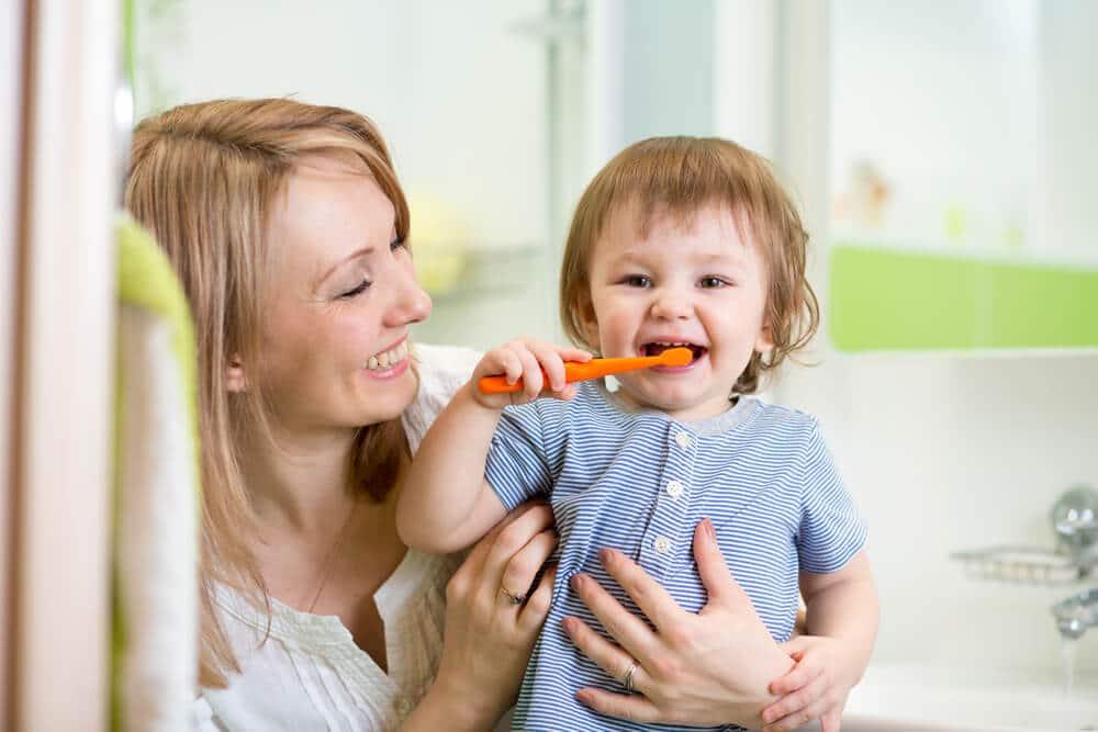 kid friendly dental office