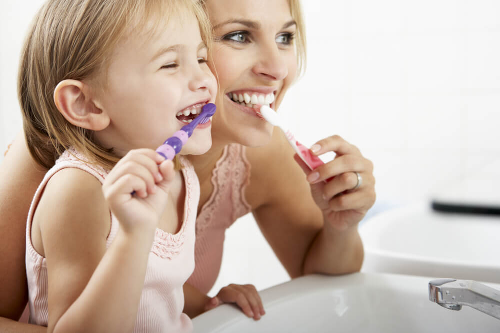 kids dental hygiene