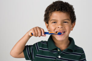Kids Dental Cleaning Lowell