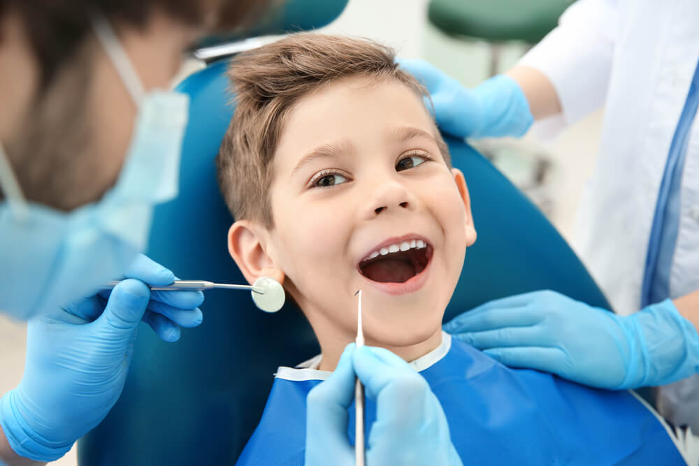 Children's Teeth Care
